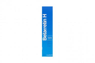 Betarretín H 0.0 5 / 4 % En Crema Caja Con Tubo Con 30 g