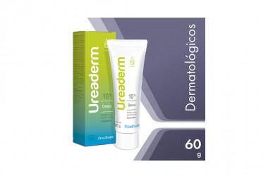 Ureaderm Crema 10 % Caja Con Tubo Con 60 g – Hidratante