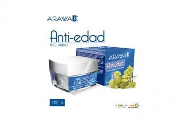 Arawak Antiedad En Crema Tarro Con 50 g
