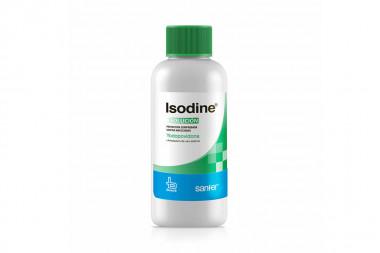 Isodine Solución Frasco Con 60 mL