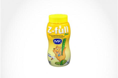 Z-Full Frasco x 300 g Sabor A Vainilla – Suplemento Vitamínico